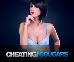 Cheating cougar MILFs